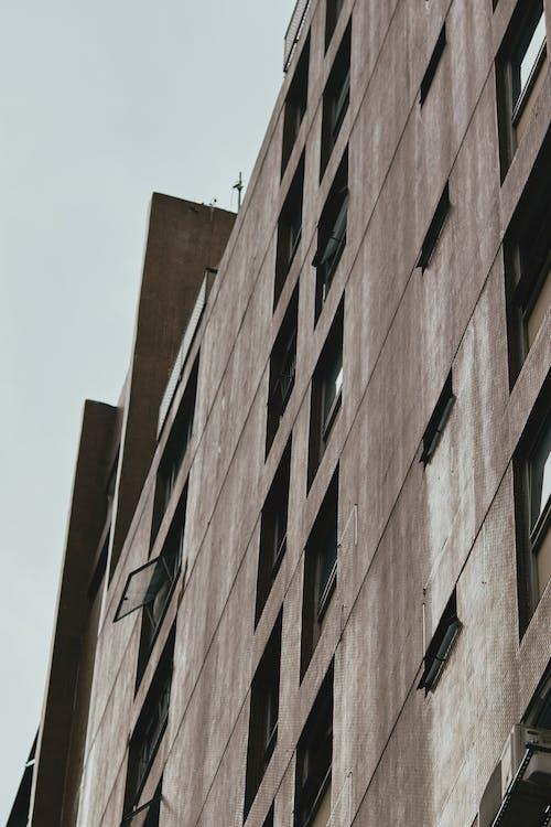 คลังภาพถ่ายฟรี ของ กระจก, กลางวัน, การออกแบบสถาปัตยกรรม, ตอนกลางวัน