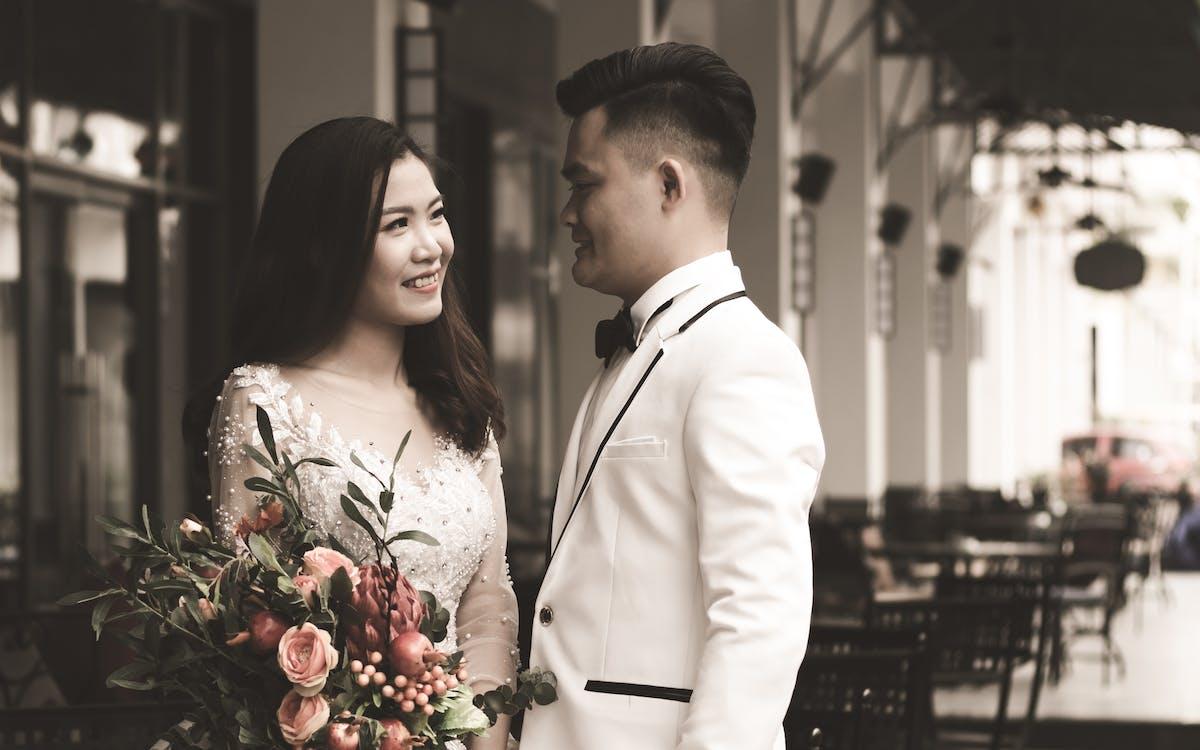 การแต่งงาน, งานแต่งงานบีช