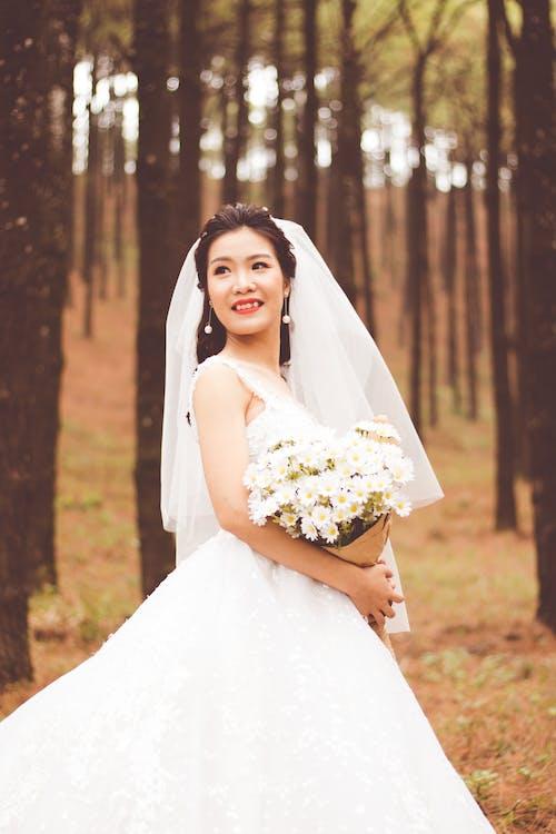 Imagine de stoc gratuită din buchet, femeie, femeie asiatică, femeie frumoasă