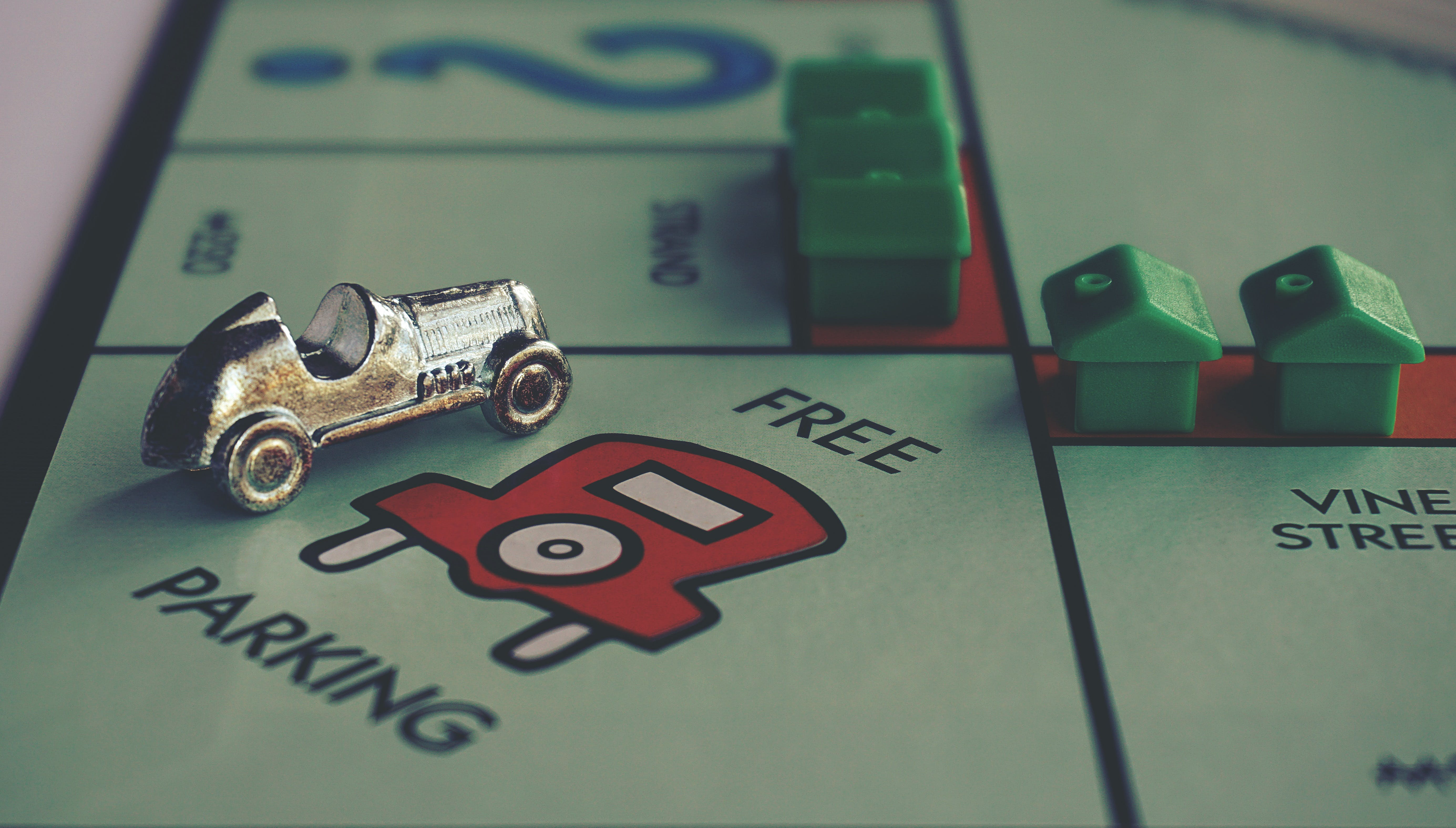 Free stock photo of board game, car, car park, driving