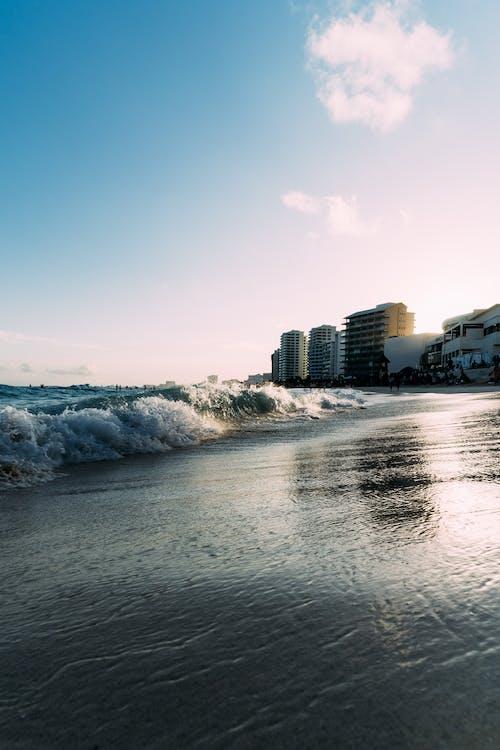 Ảnh lưu trữ miễn phí về ánh sáng ban ngày, bầu trời, biển, bờ biển
