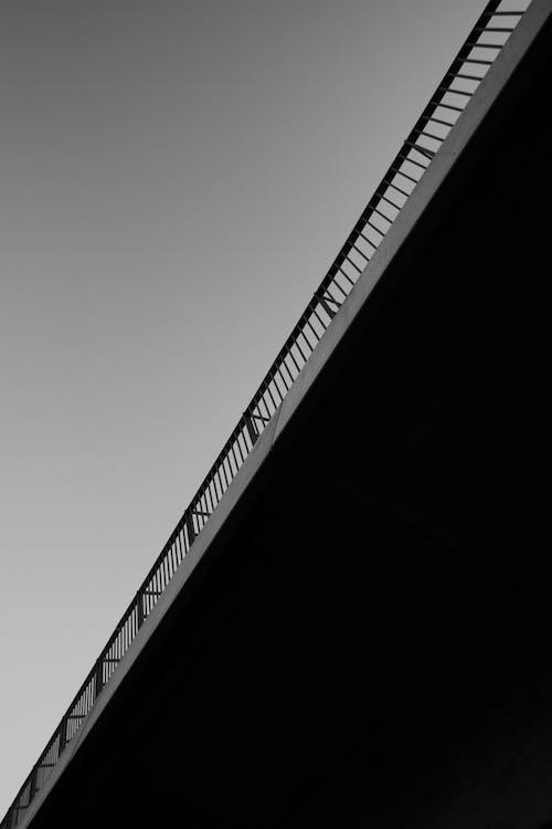 brldge, 低角度拍攝, 專注, 建築 的 免费素材照片