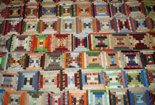 Free stock photo of arts and crafts, handcraft, quilt, quilt squares