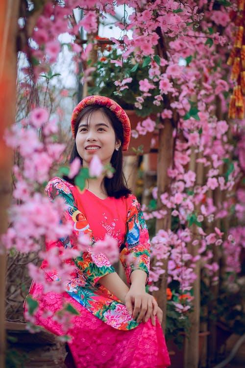 Бесплатное стоковое фото с азиатка, Азиатская девушка, волос, волосы