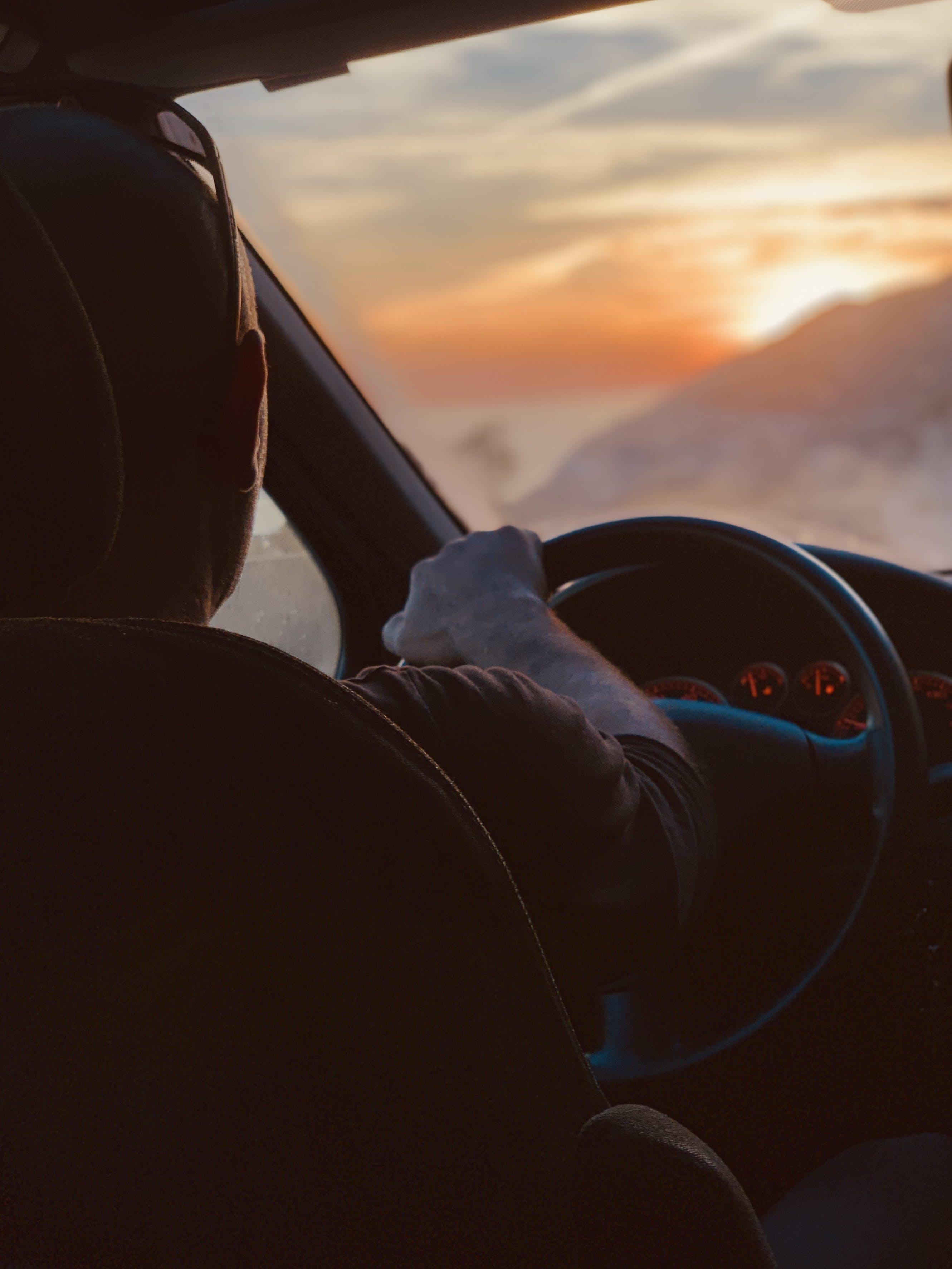 bil, bilinteriør, dashbord