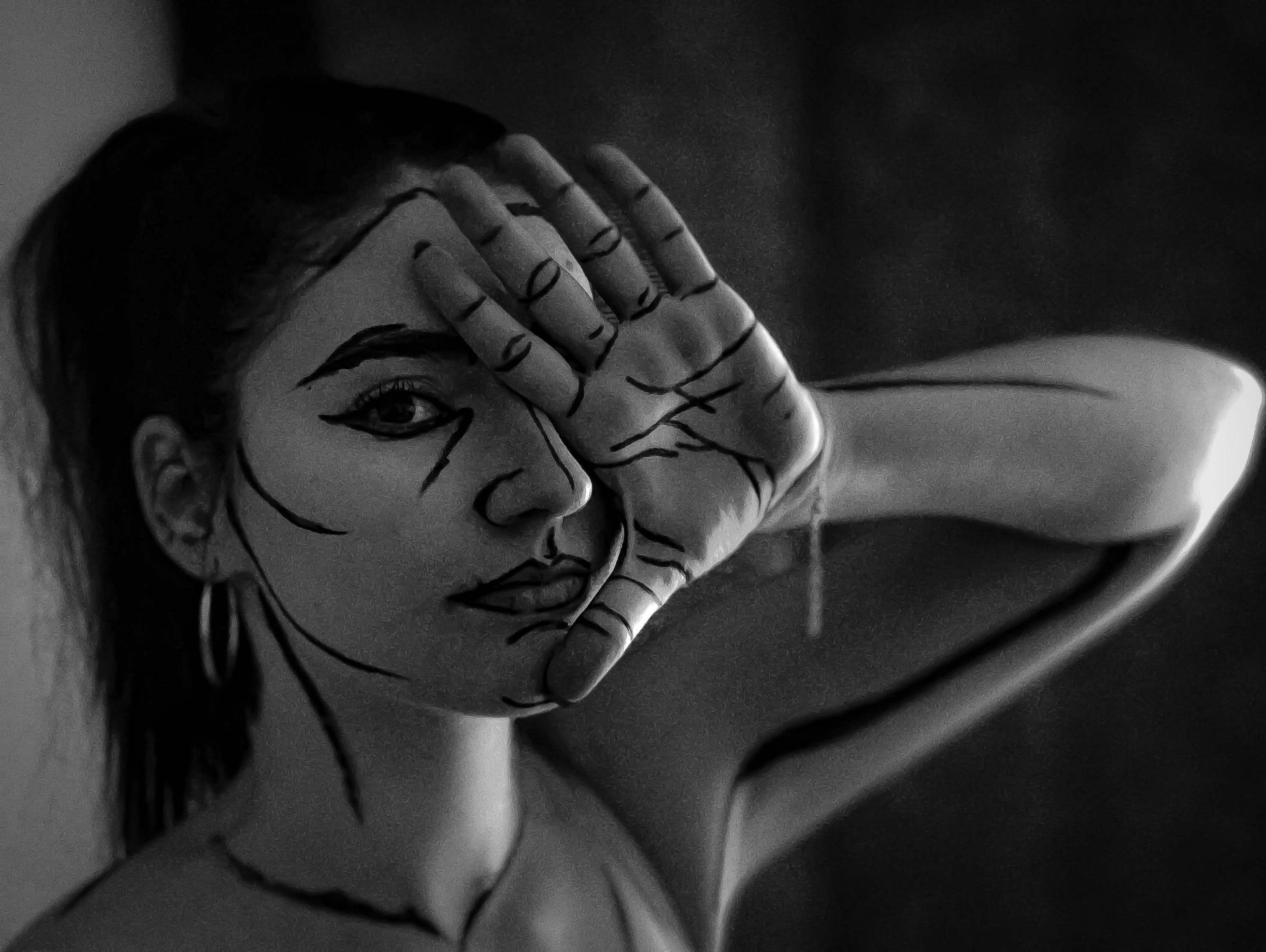 Free stock photo of art, beautiful, black, black and white