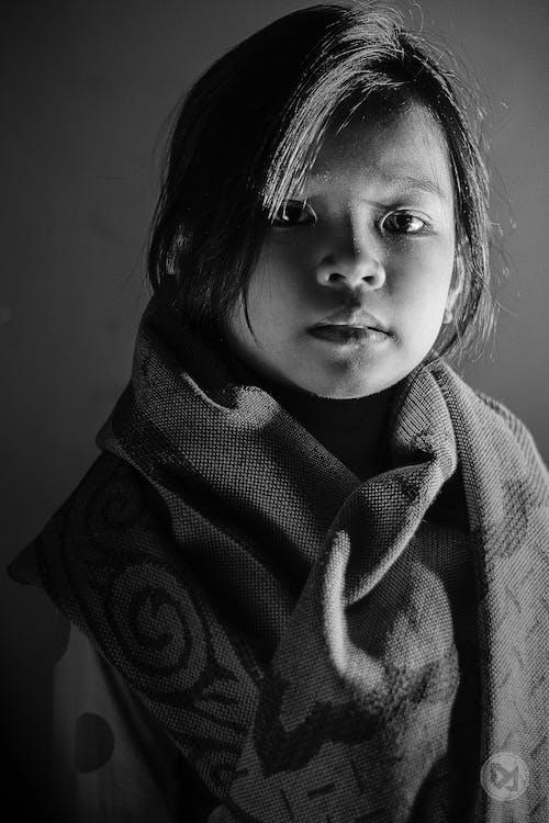 Imagine de stoc gratuită din alb-negru, fată, fete, greutate corporală