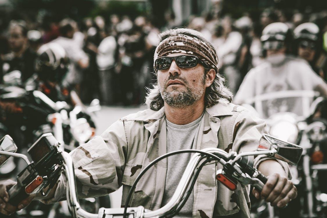 Chrome, Harley davidson, їздити