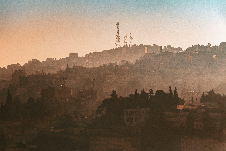 Free stock photo of Amman Haze