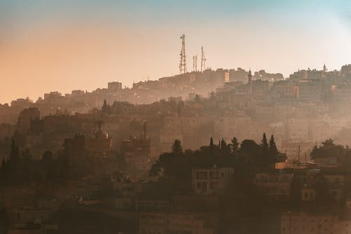 Photos gratuites de amman haze