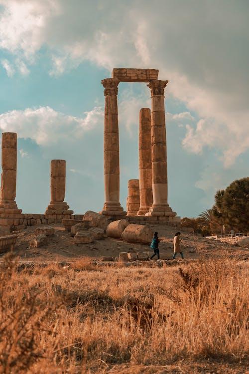 Ingyenes stockfotó amman, herkules, jordan, templom témában