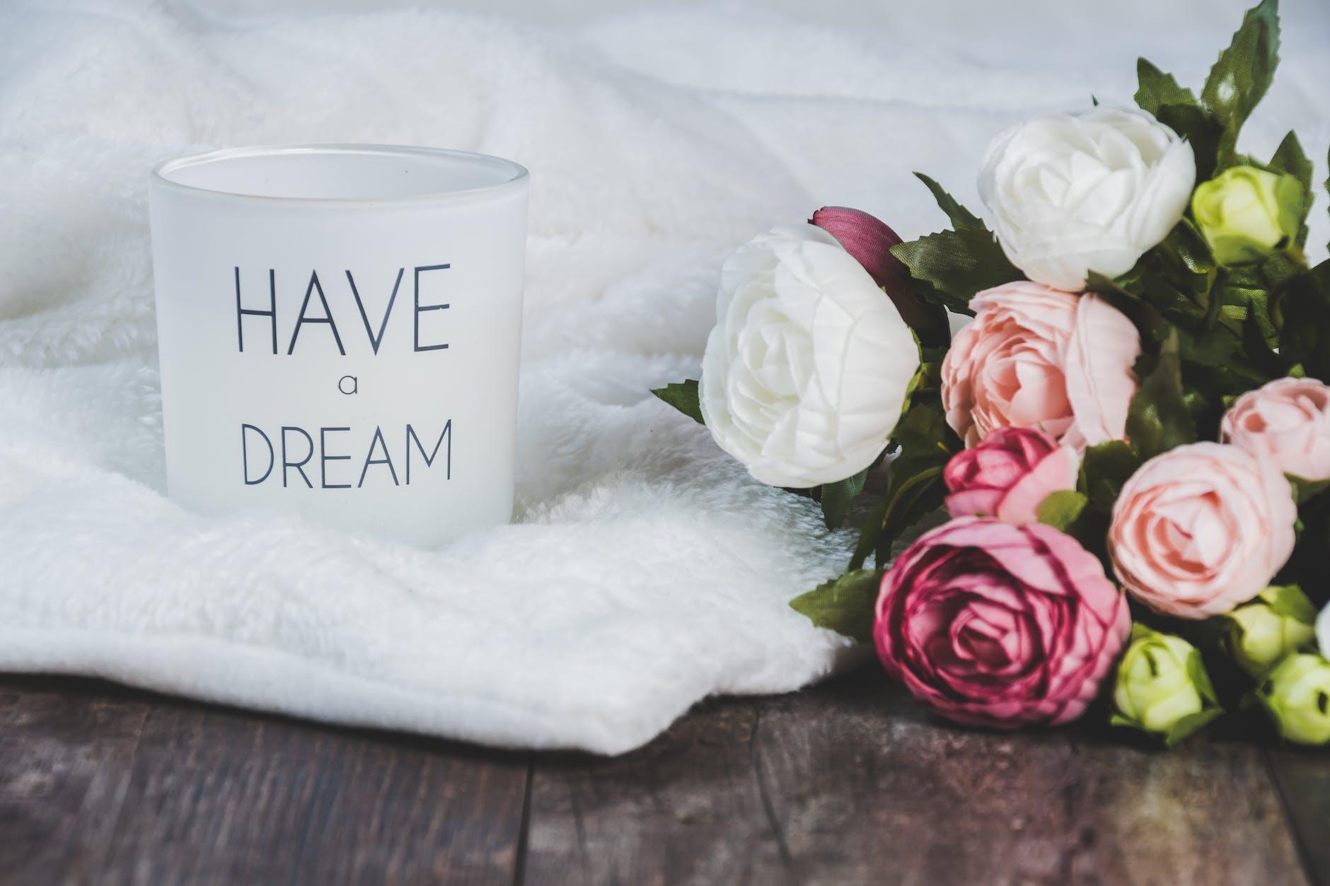 Sonha com Café e Flores