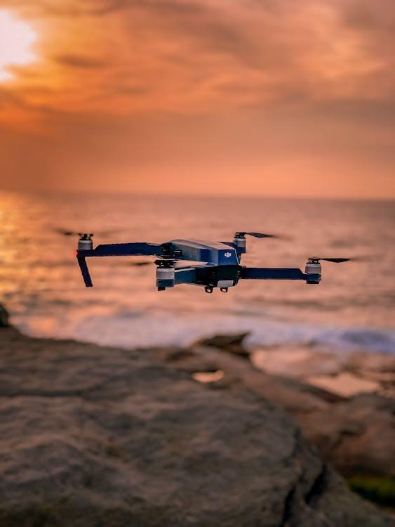 Black Dji Mavic Drone