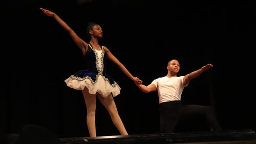 Free stock photo of ballet dancers, dance