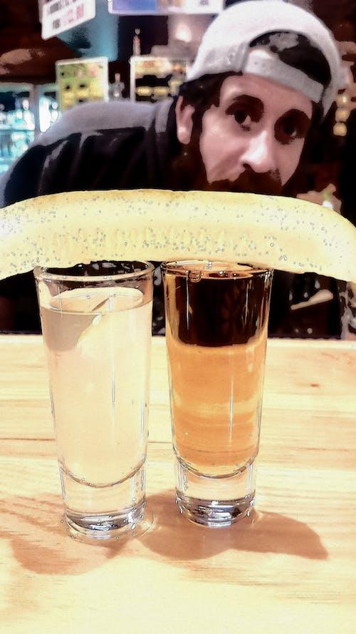 Gratis stockfoto met #augurk, #bar #pickle #jameson, #whisky