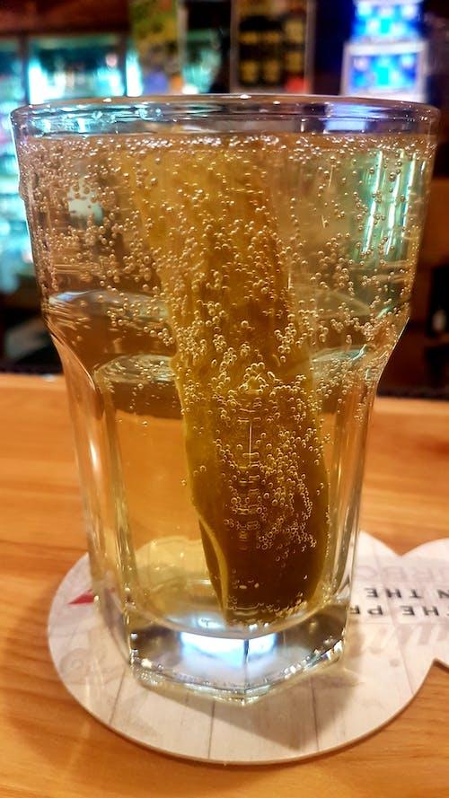 Gratis stockfoto met #beer #fizz #pickle
