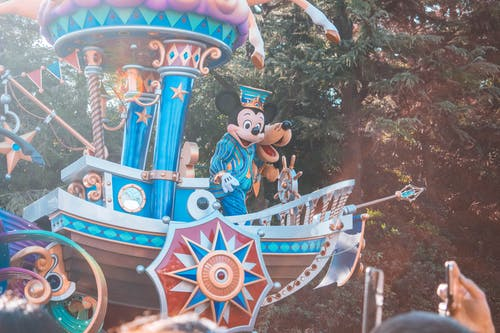 Gratis lagerfoto af attraktion, disney, disneyland, disneyland resort