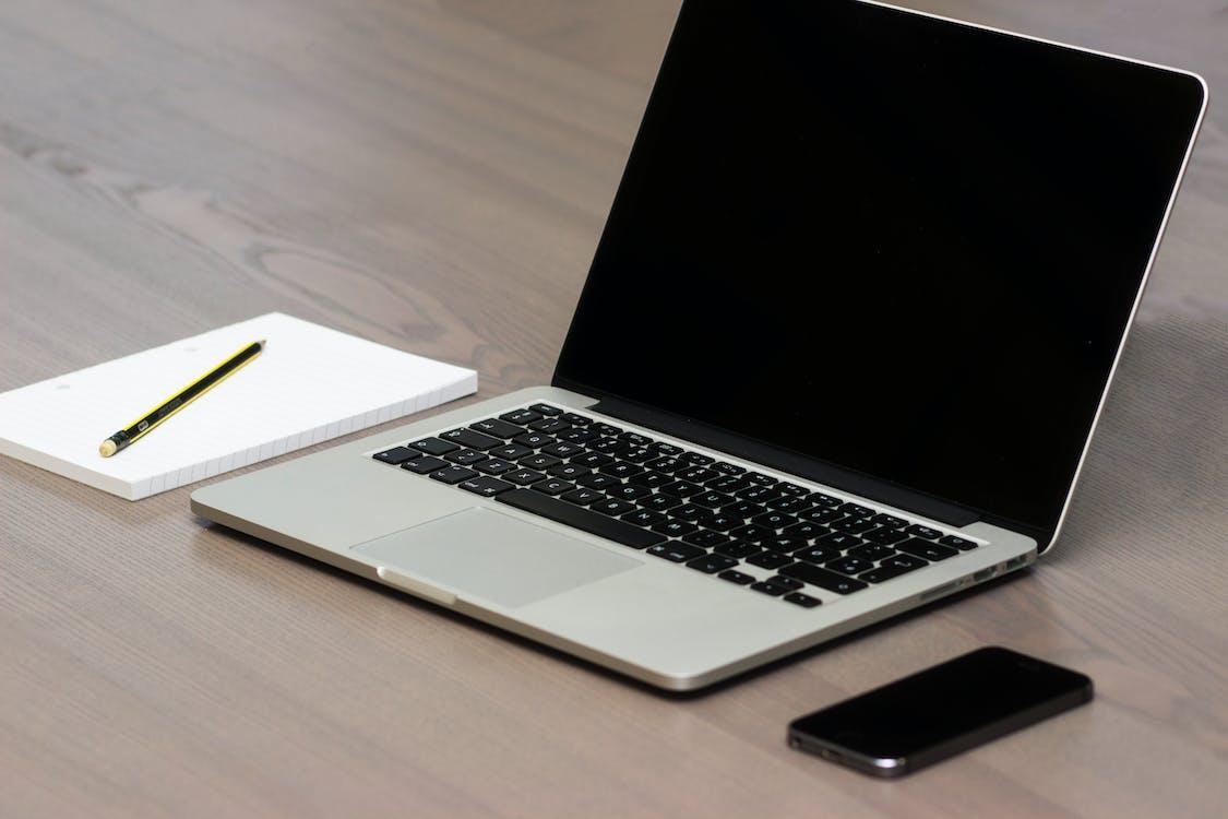 Gratis lagerfoto af æble, Apple, arbejdsområde