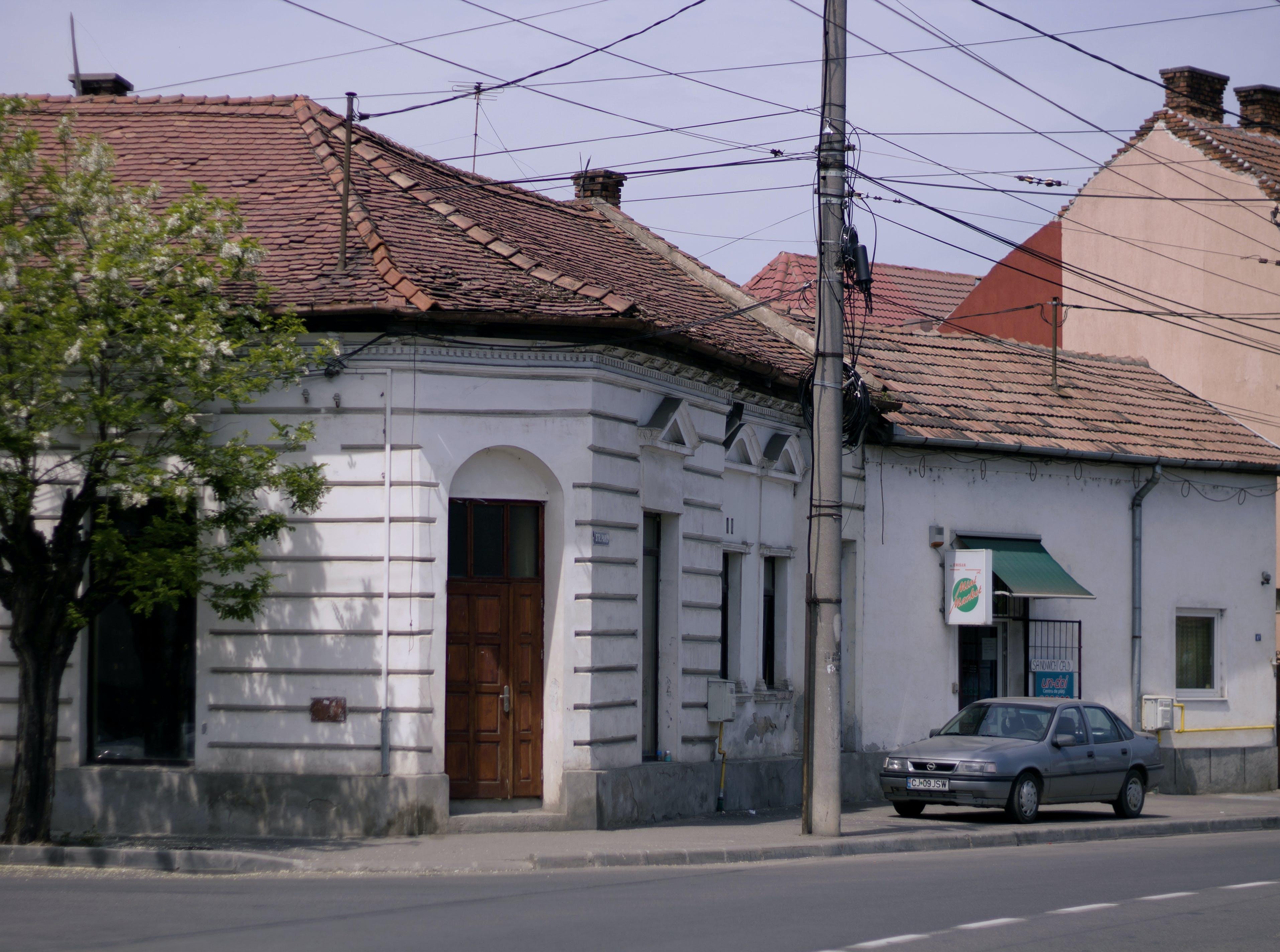 Foto d'estoc gratuïta de arquitectura, carrer, cluj-napoca, Romania