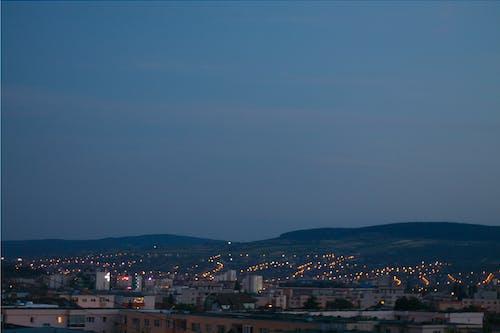 Free stock photo of citylights, mountains, romania, Transylvania