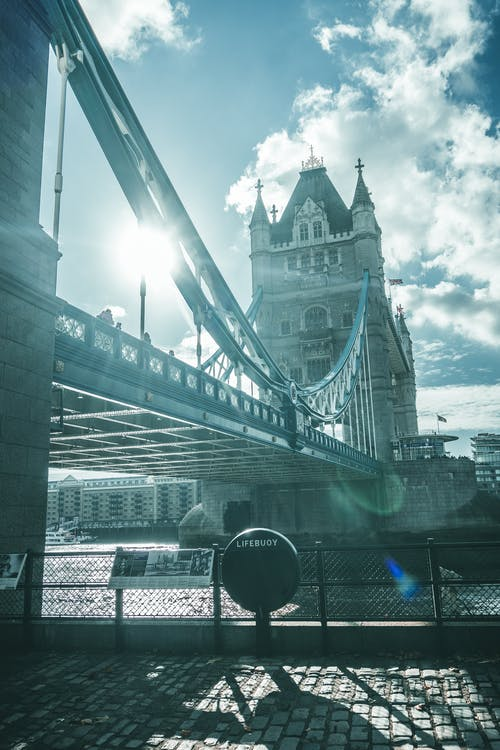 Gratis arkivbilde med london, londres, Tower Bridge
