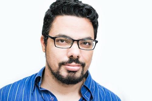 Бесплатное стоковое фото с homem, jkakaroto, óculos, глаза