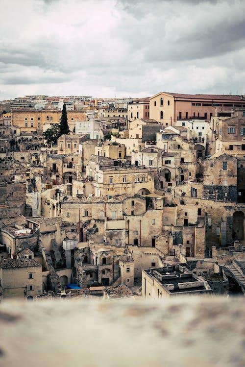 Безкоштовне стокове фото на тему «matera, sassi di matera, місто»