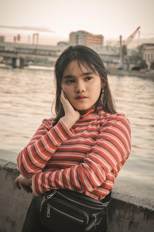 Základová fotografie zdarma na téma asijská holka, dáma, denní světlo, focení