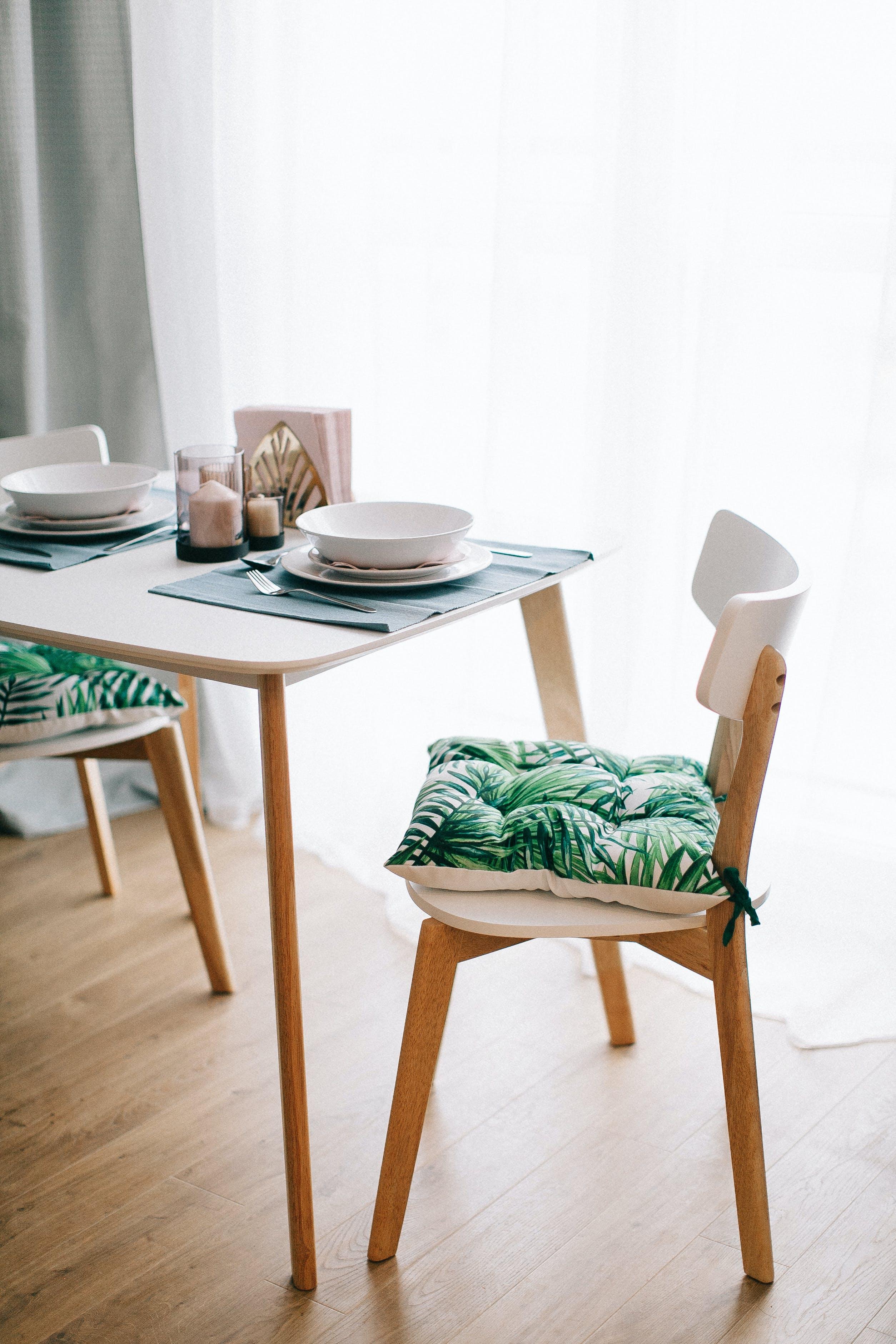 Gratis lagerfoto af boligindretning, borddækning, Bordservice, design