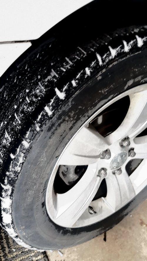 Gratis stockfoto met #winter #snow #tire