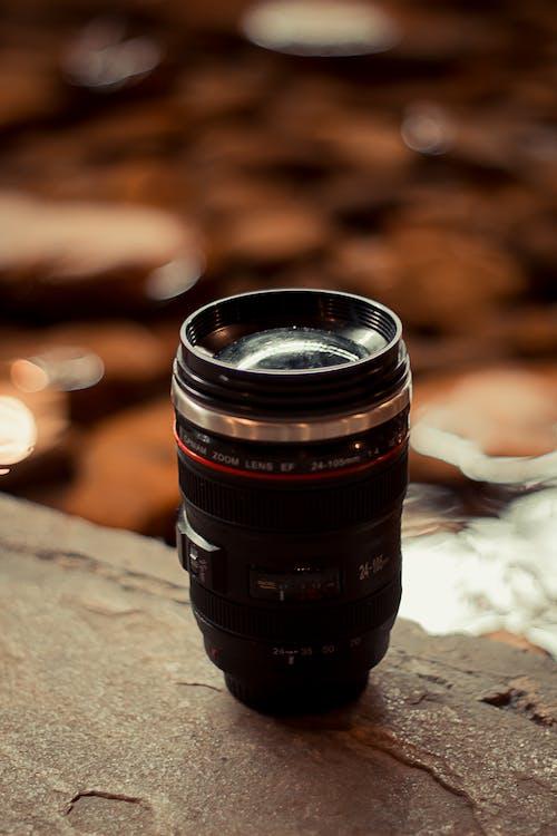 Fotobanka sbezplatnými fotkami na tému DSLR, fotografické vybavenie, objektív, objektív fotoaparátu