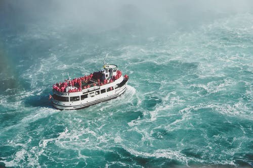 Gratis stockfoto met bird's eye view, cruise, cruiseboot, daglicht