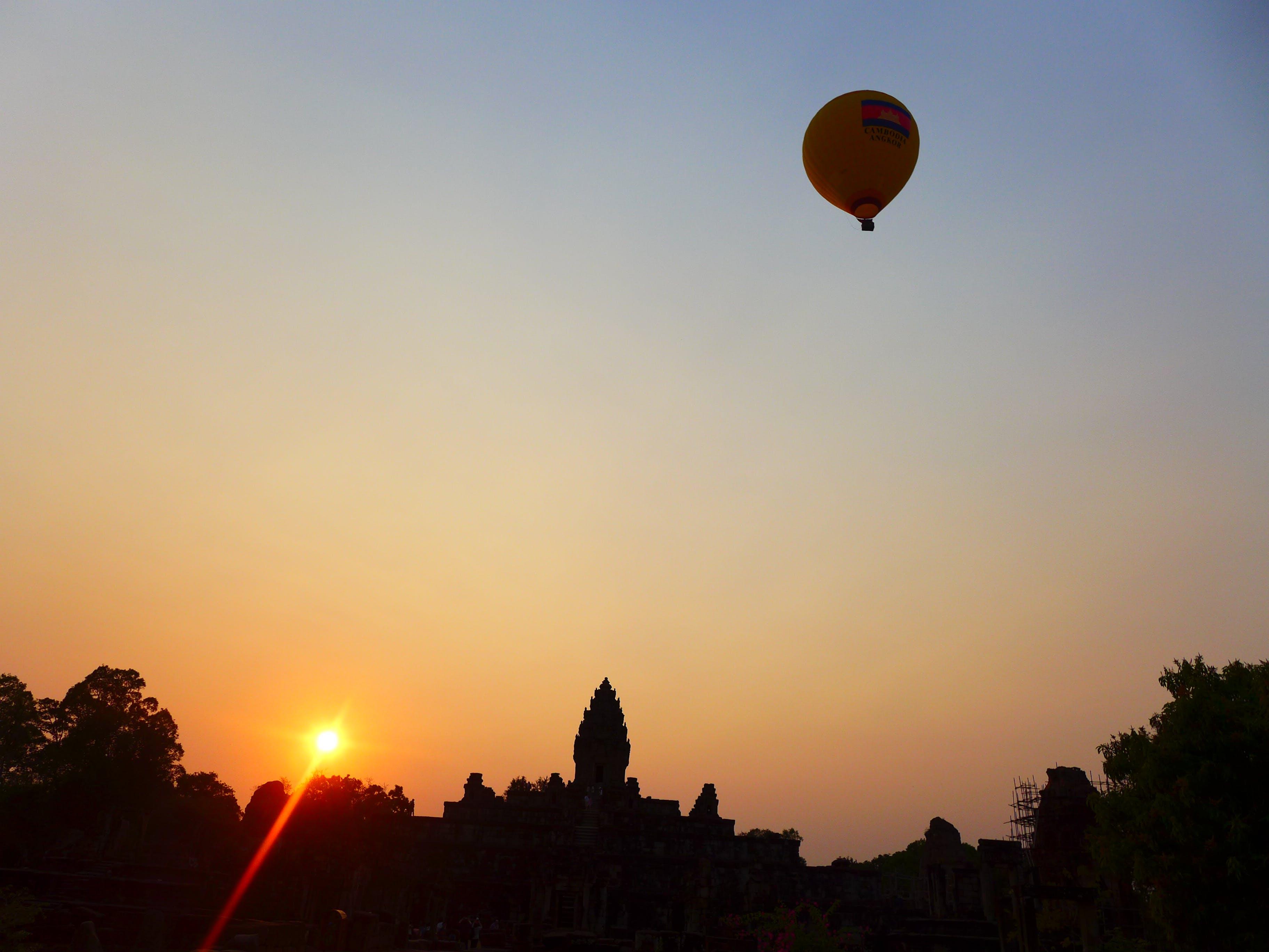 Free stock photo of balloon, cambodia