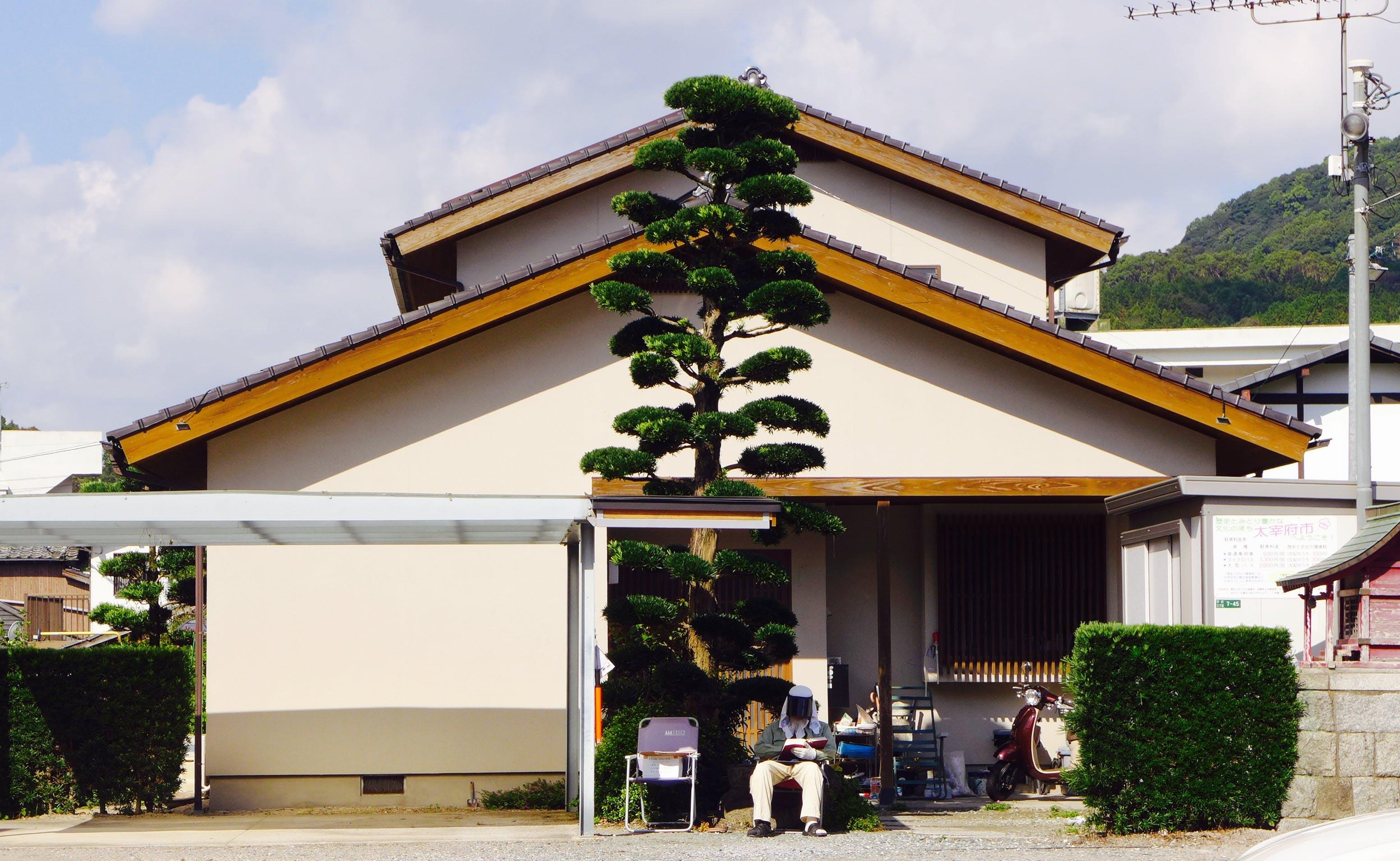 Free stock photo of Japanese House