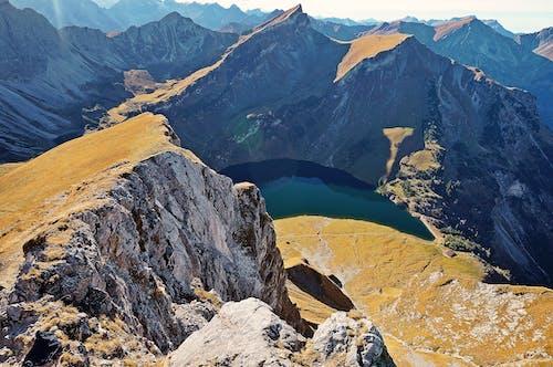 Δωρεάν στοκ φωτογραφιών με Άλπεις, βουνά, ορεινή πεζοπορία