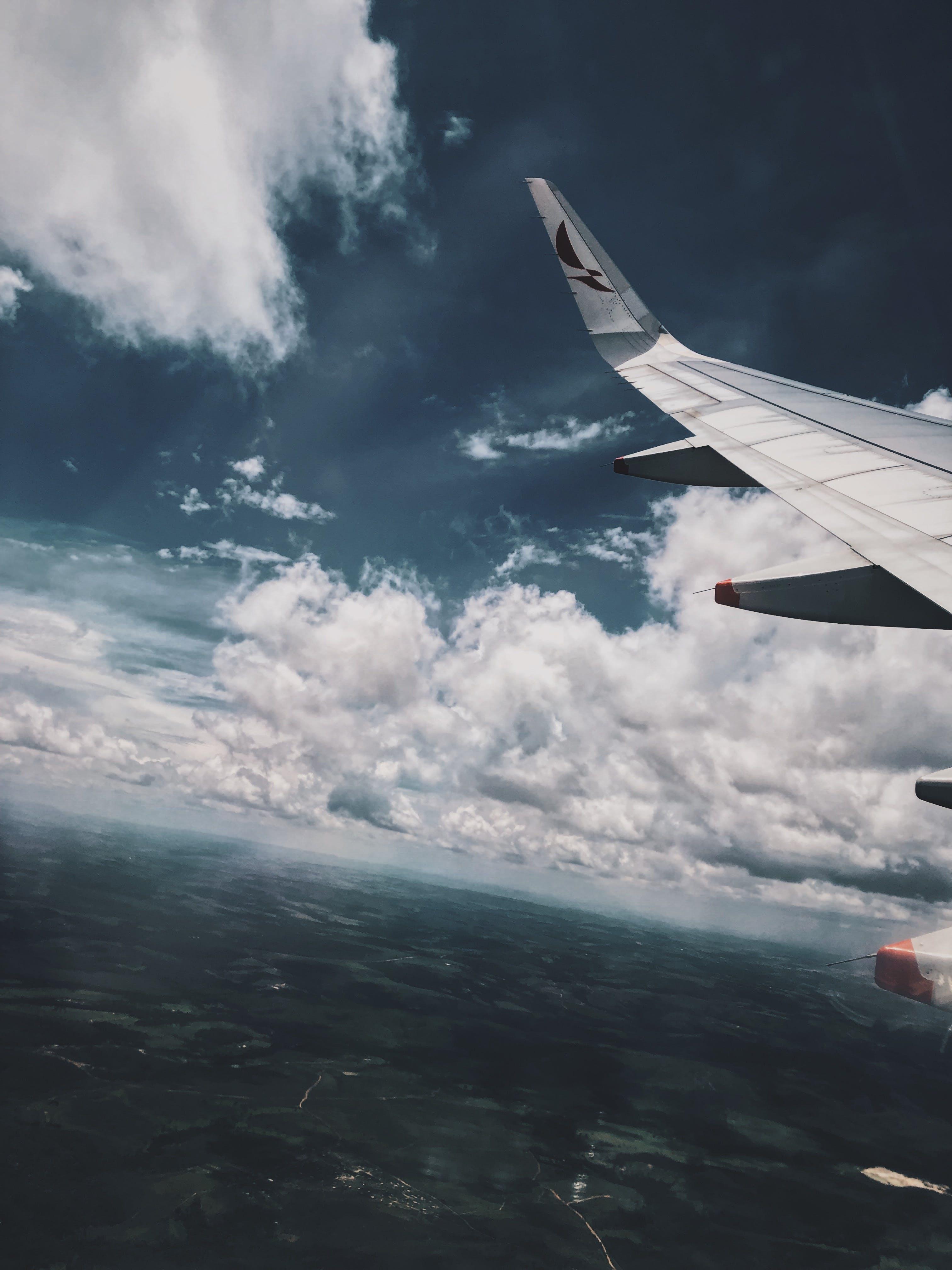 Kostenloses Stock Foto zu aviate, draußen, fliegen, flug