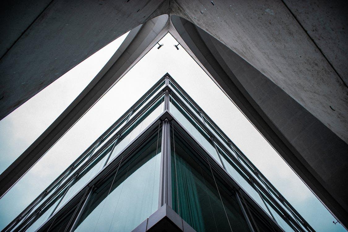 강철, 건물, 건축