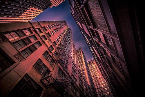 Gratis arkivbilde med arkitektur, by, bygningens eksteriør, bygninger
