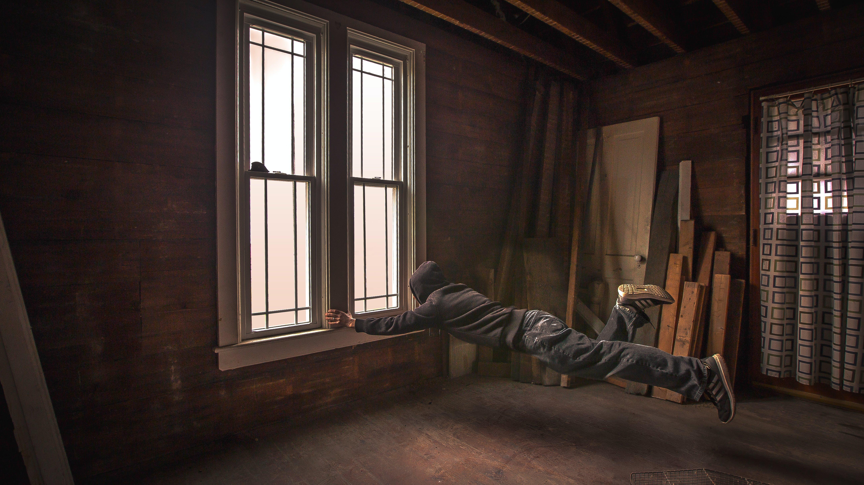 Foto d'estoc gratuïta de cremallera levitació