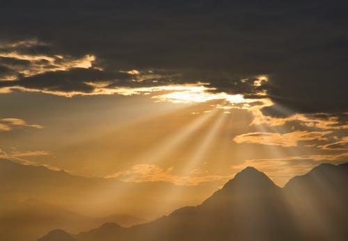 Základová fotografie zdarma na téma cielo, dia nuevo, el amanecer, fotografia