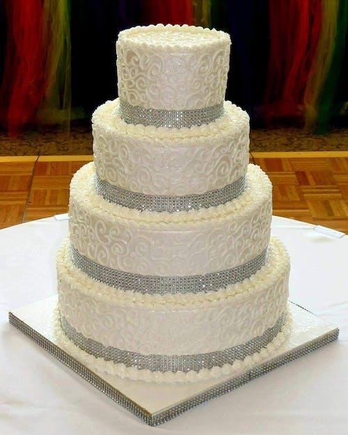 คลังภาพถ่ายฟรี ของ #dessert #cake #wedding cake #wedding #