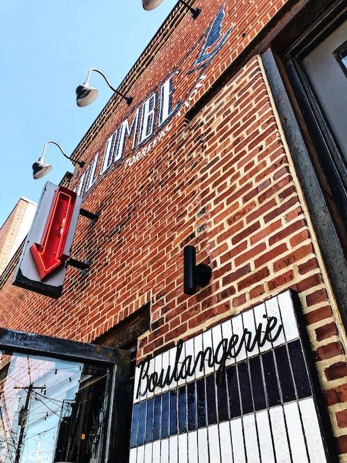 Free stock photo of coffee, coffee shop, Philadelphia, red brick