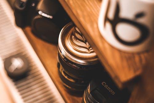 Gratis arkivbilde med canon, design, farger, fokus