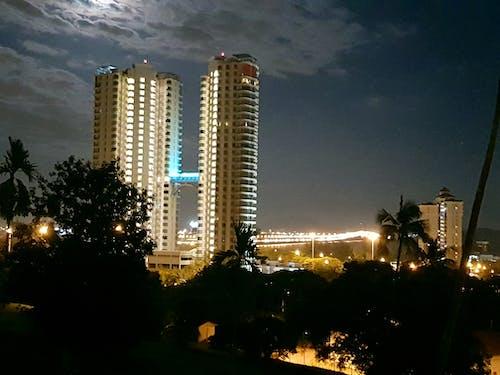 Free stock photo of petronas twin towers, Pulau pinang tower