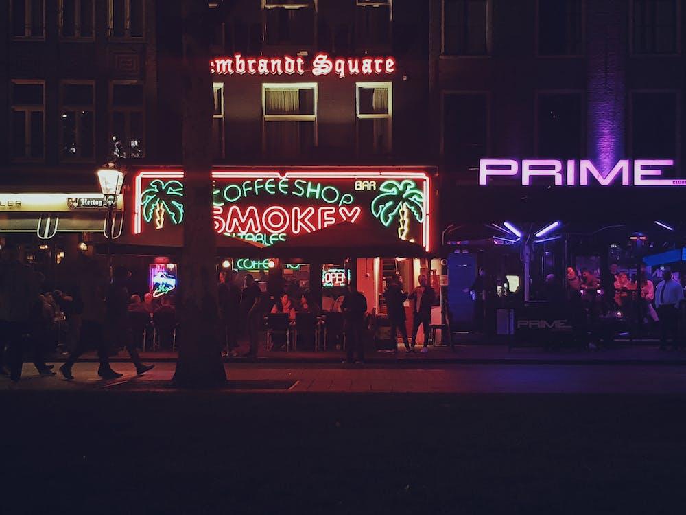 amsterdam, coffee shop, drugs
