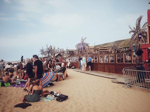Foto profissional grátis de comemoração, festa, litoral, Mar do Norte