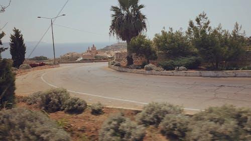 Foto profissional grátis de céu, estrada de terra, Malta, mediterrâneo