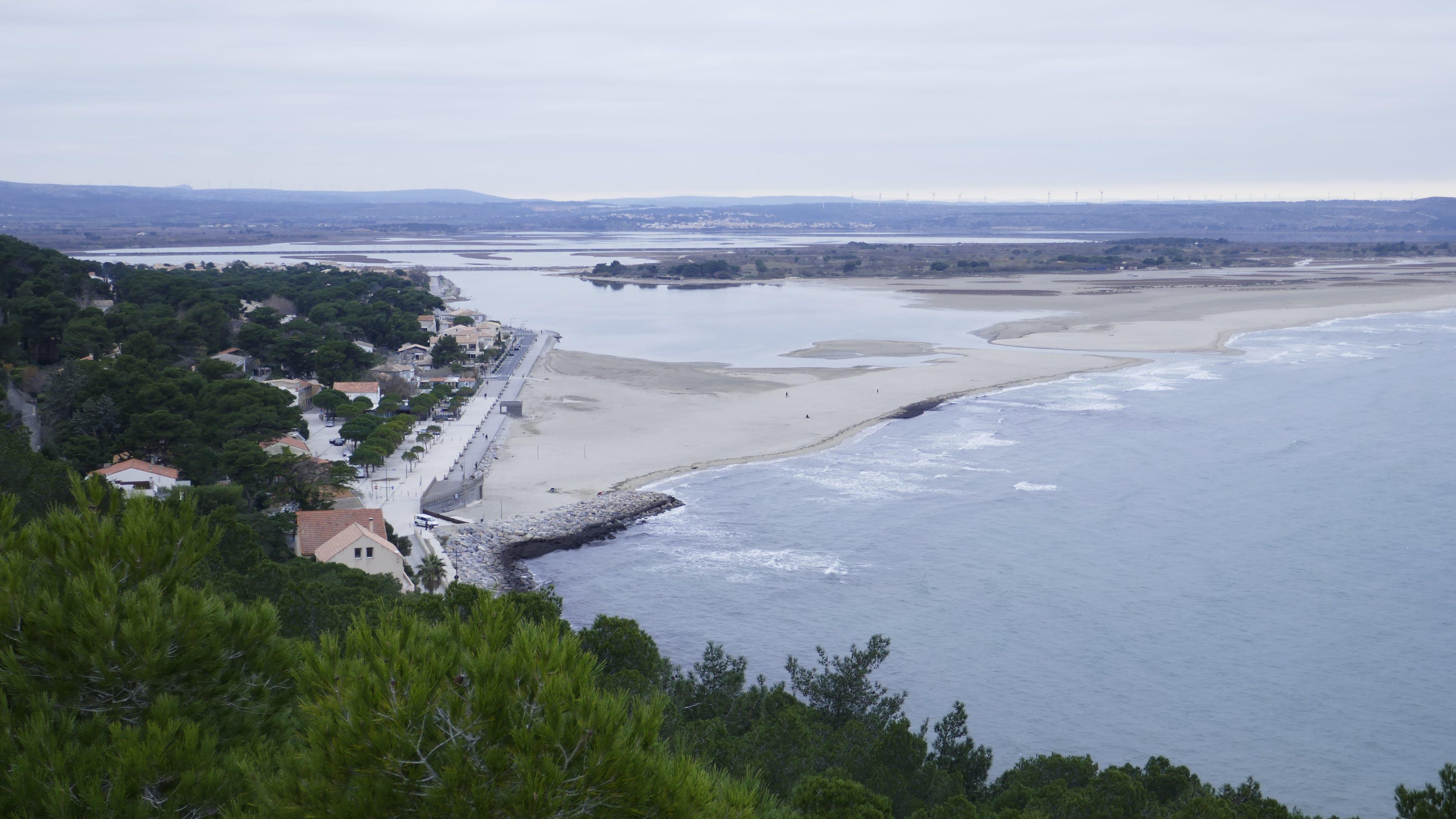 Free stock photo of by the sea, deserted beach, mediterranean sea, seaside