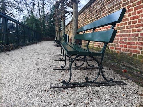 コールド, パーク, ベンチ, 公園のベンチの無料の写真素材