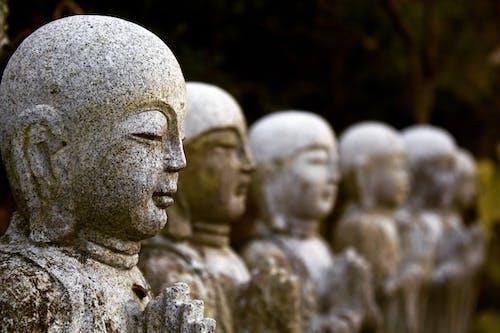 Бесплатное стоковое фото с #japan #buddha #buddhahead #nakasendo